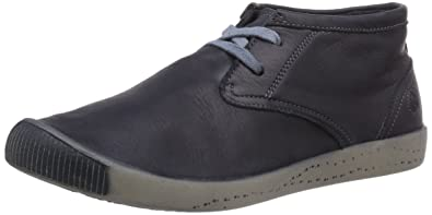 e87d9c116bb5 Softinos Indira washed leather, Women s Derby Lace-Up  Amazon.co.uk ...