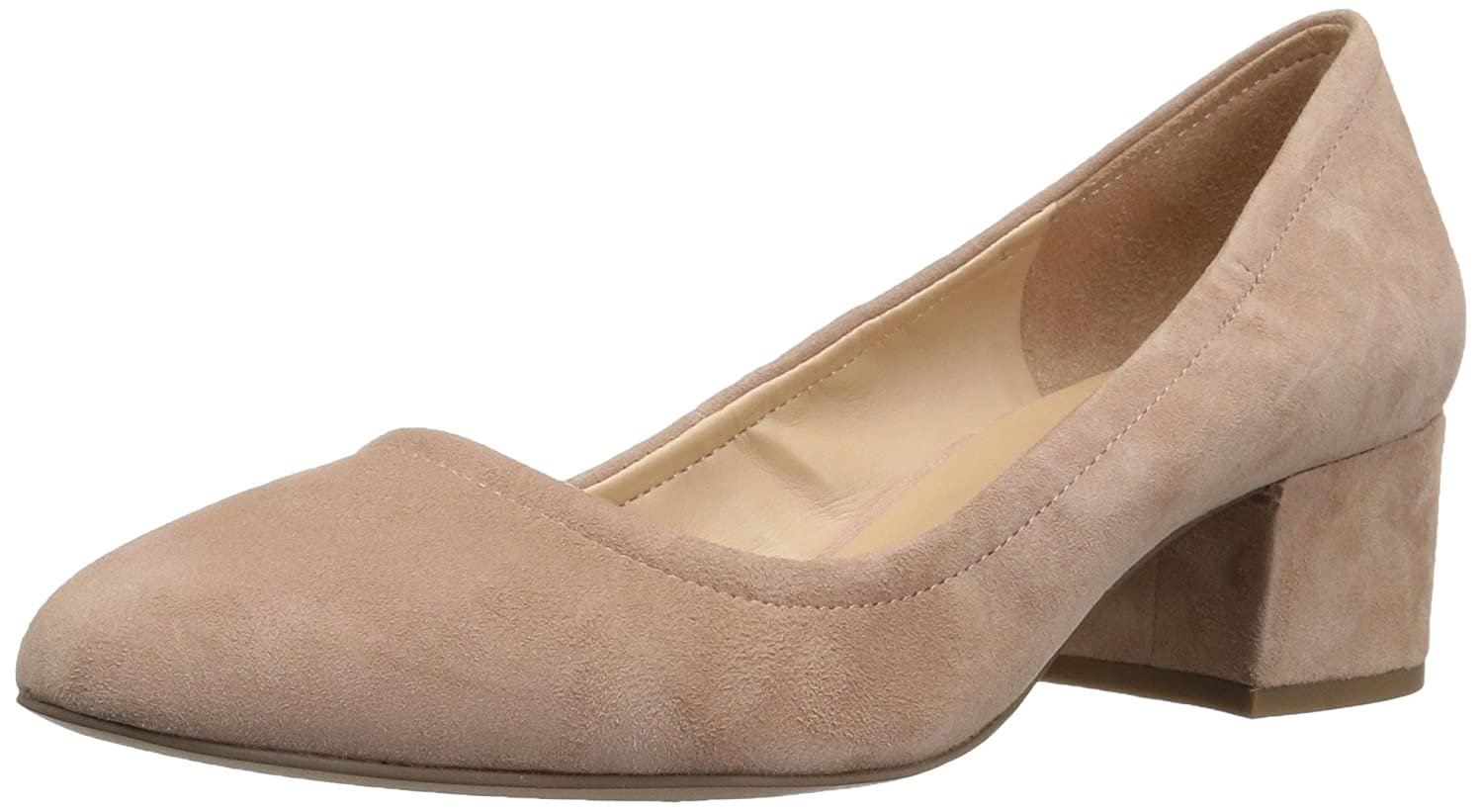 Franco Sarto Women's Fausta Pump B06XRMWWKN 7 B(M) US|Adobe Rose