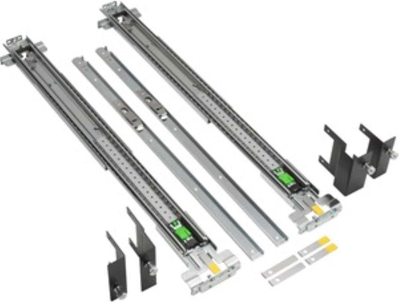 HP Rack Rail Kit Black/Silver (2FZ77AT)