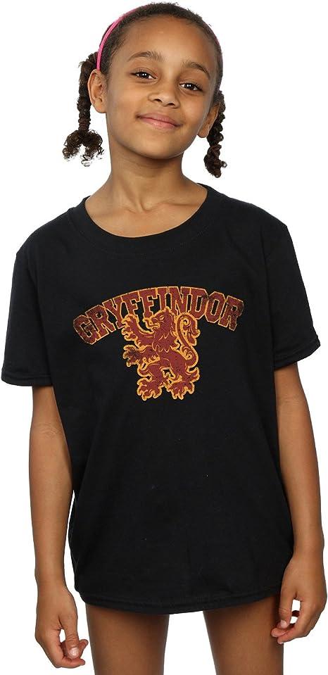 Harry Potter Girls Gryffindor T-Shirt