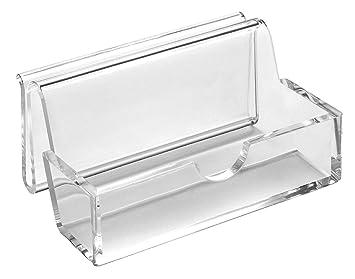 Osco acrylic business card holder amazon office products osco acrylic business card holder reheart Gallery