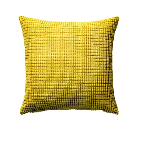 Amazon Ikea Cushion Throw Pillow Gullklocka Yellow Cover 20 X
