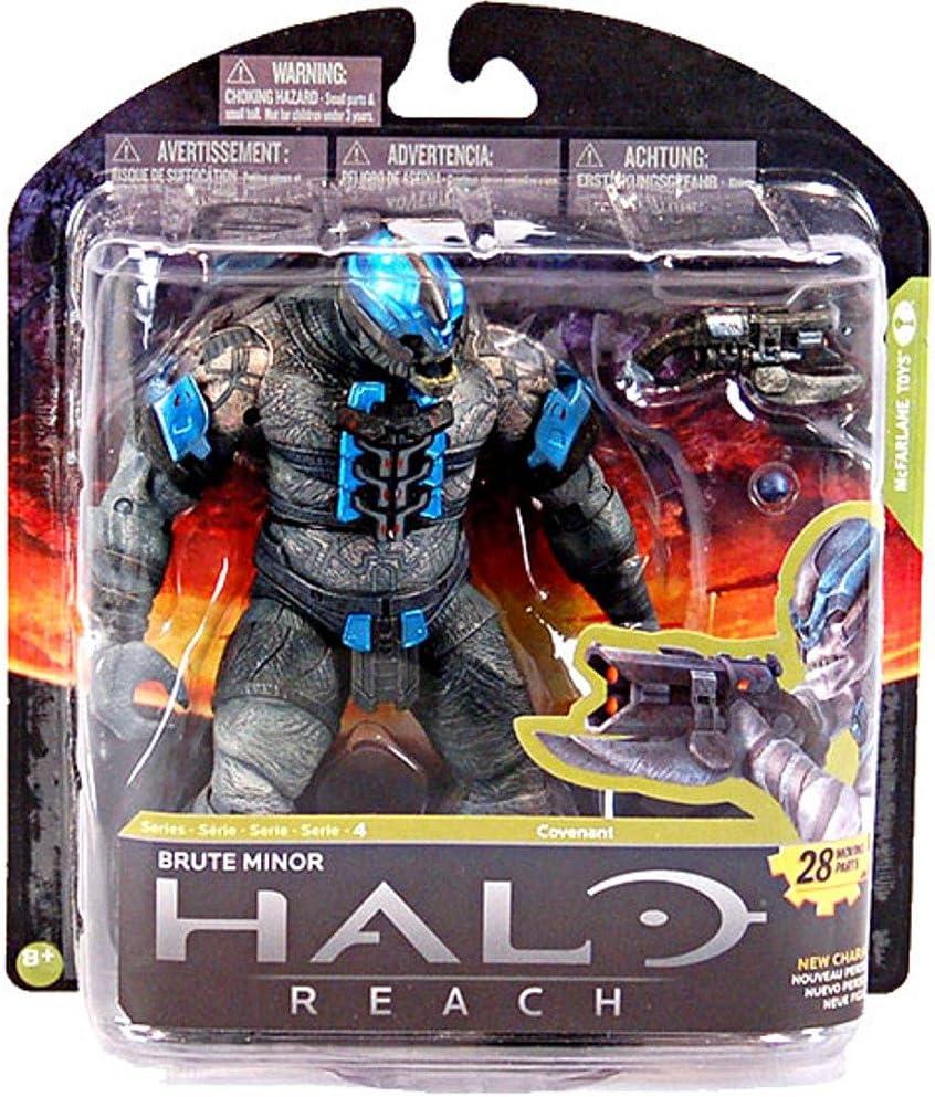 McFarlane Toys Halo Reach Series 6 Brute Major Action Figure