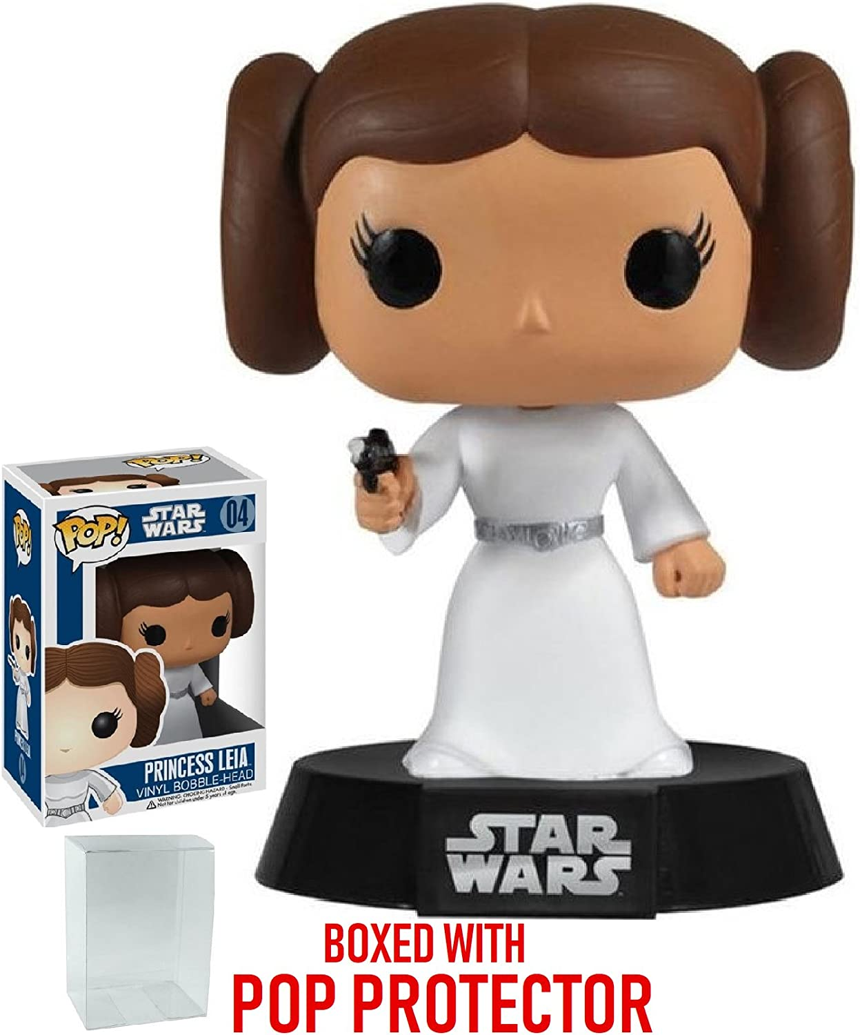 Star Wars: A New Hope – Princesa Leia Funko Pop! Figura de Vinilo ...