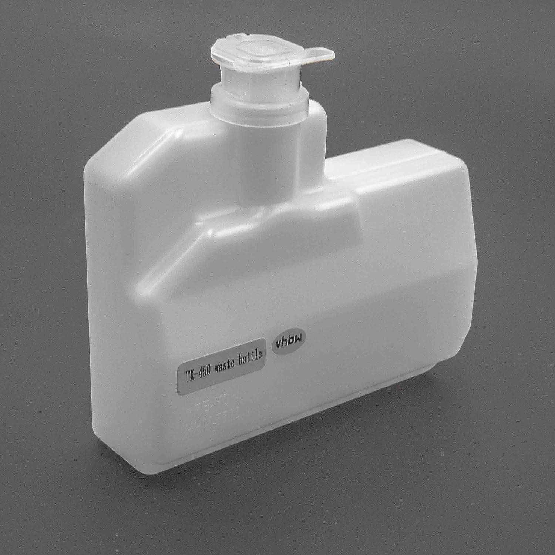 vhbw Contenitore Toner di Scarto per Stampante Laser Kyocera FS-6970 DN, FS-6970DN, FS6970 DN, FS6970DN, Toner TK-450 VHBW4251358551737