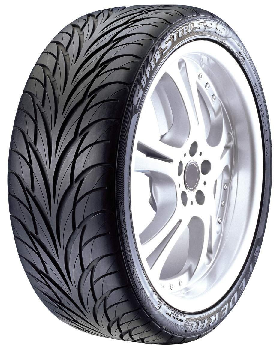 Federal SS-595 All-Season Radial Tire - 215/45R17 87V 14AK7AFA