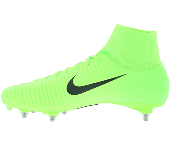 Nike Mercurial Victory Vi Df Sg – Negro flash lim/verde eléctrico: Amazon.es: Zapatos y complementos