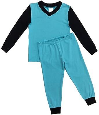 39384e8d3 Amazon.com  Esme Boys Sleepwear Pajamas Long Sleeve Top   Pant Set ...