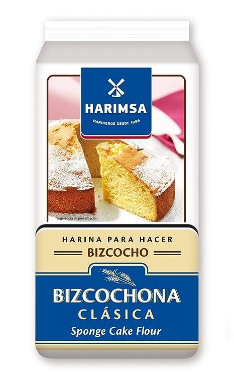 Harimsa Harina para Hacer Bizcocho Harisma - 1 Kg: Amazon.es ...