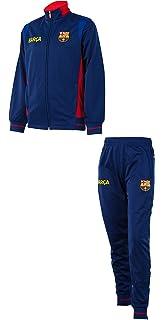 FC Barcelona - Chándal oficial para niño - Chaqueta y ...