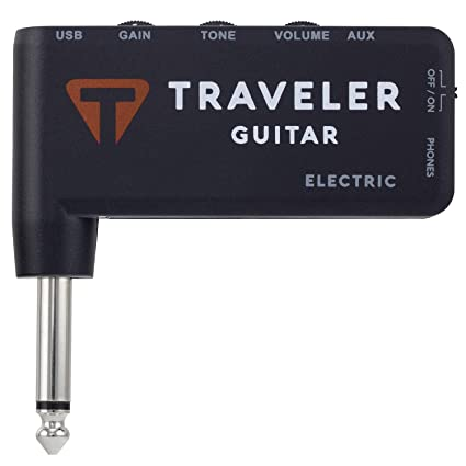 Traveler TGA de 1E Headphone Amp – Guitarra eléctrica