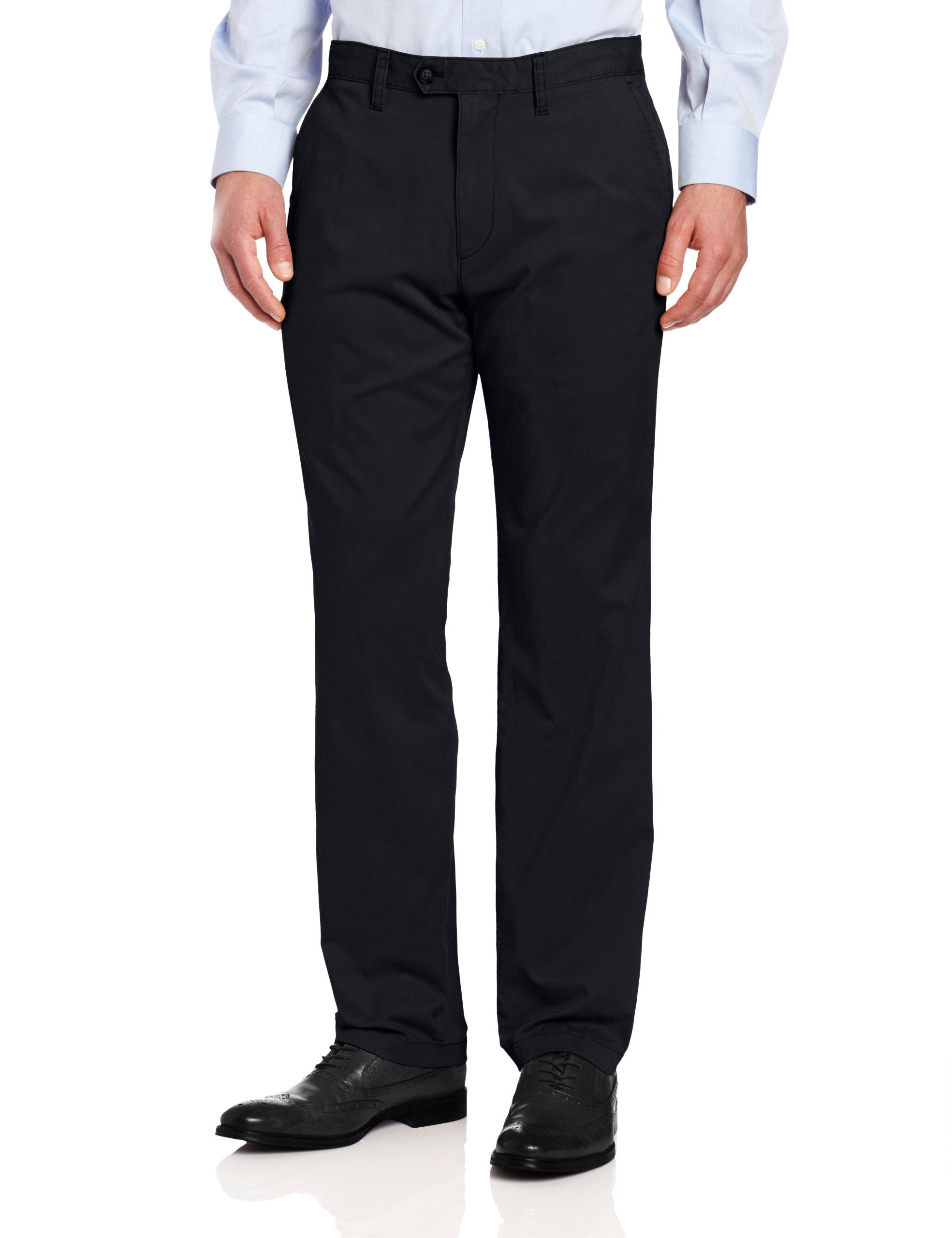 Nautica Men's Beacon Pant, True Navy, 38x30 by Nautica