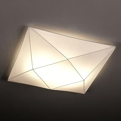 Ole By Fm Iluminacion Plafon De Techo Polaris 2 X E27 Tela - Iluminacion-de-techo