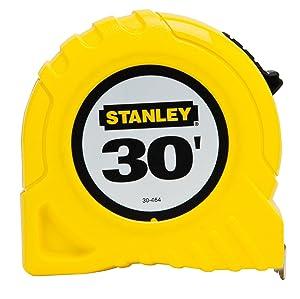 Stanley 30-464 30 x 1-Inch Stanley Tape Rule