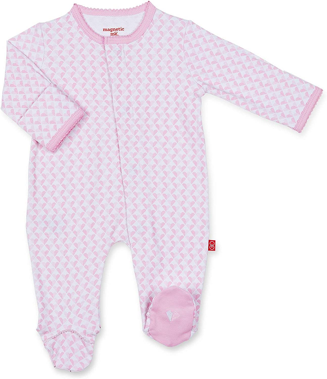Magnificent Baby Magnetic Me Girls Footie