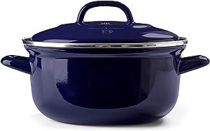 BK Cookware CC002465-001 Dutch Oven 3.5QT, Blue