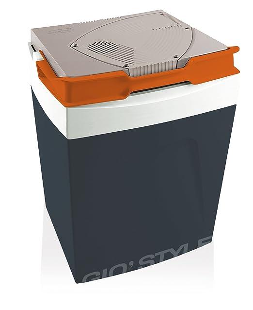 GIO Style Shiver Nevera portátil eléctrica 12/130 V, Gris, 30L ...