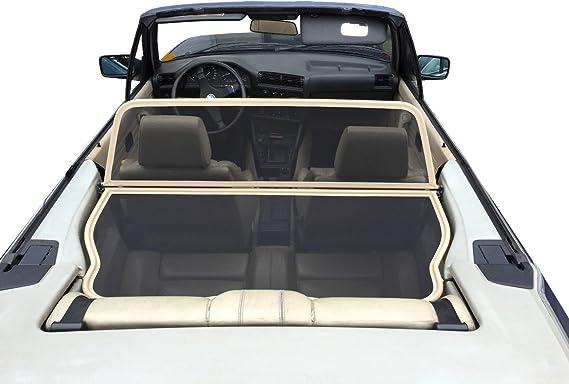 Aperta Windschott Passend Für Bmw 3er Reihe E30 100 Passgenau Oem Qualität Beige Windstop Windabweiser Auto