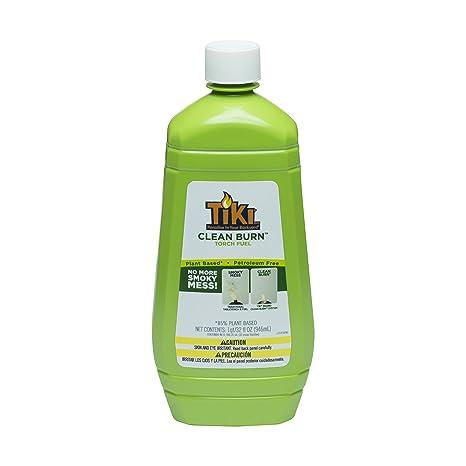 Review Tiki Brand Clean Burn