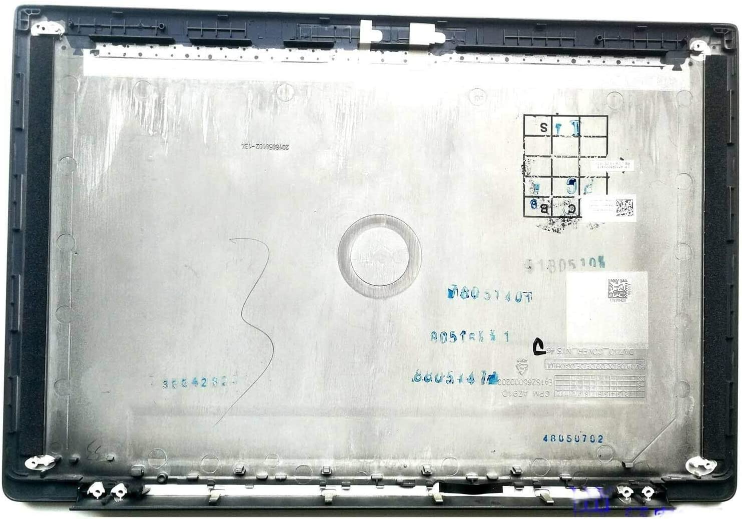 New LCD Rear Cover Top Shell Screen Shell for Dell 7480 7490 E7480 E7490 0YDH08 YDH08 Non Touch Version