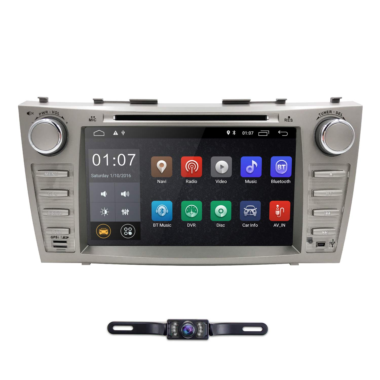 Hizpo - Radio de coche para Toyota Camry Aurion: Amazon.es ...