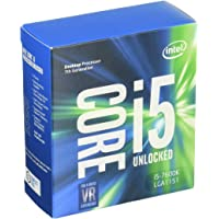 Intel Core i5-7600K 3.8 GHz QuadCore 6 MB Cache CPU - Black