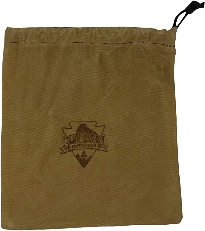 Wax Canvas Carry Bag For Your STANLEY Adventure Camp Cook Set,BAG ONLY FOR SALE