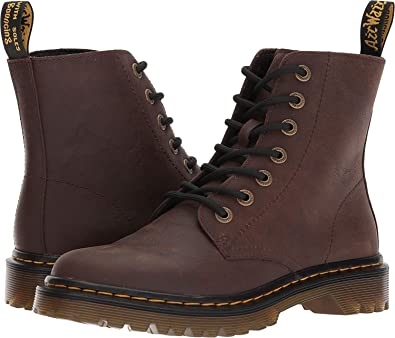 buy online 9be5c 0ca47 Dr. Martens Womens Luana 7 Tie Boot