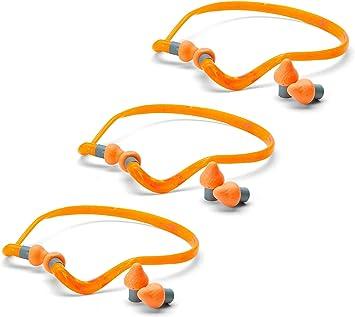 5 Pairs Earplugs with Band Noise Protection Earplugs Ear Plugs Ear