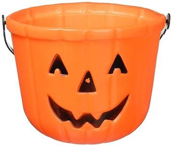 pumpkin bucket - Large Plastic Pumpkins