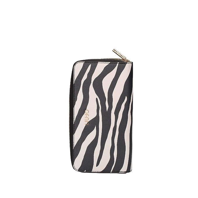Liu Jo A69020 E0456 carteras Mujer El estampado de zebra TU ...