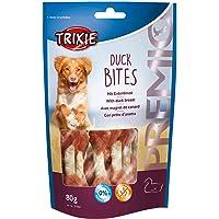 Trixie 31592 Premium Duck Bites, 80 g