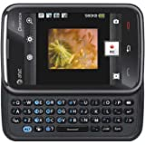 Pantech Renue P6030 3G - Black - (AT&T)