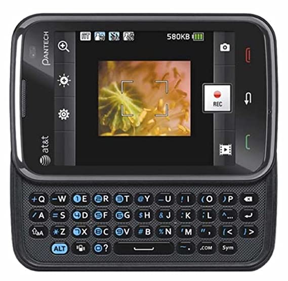 amazon com pantech renue qwerty slider keyboard cell phone at t rh amazon com at&t pantech cell phone manual at&t pantech cell phone manual