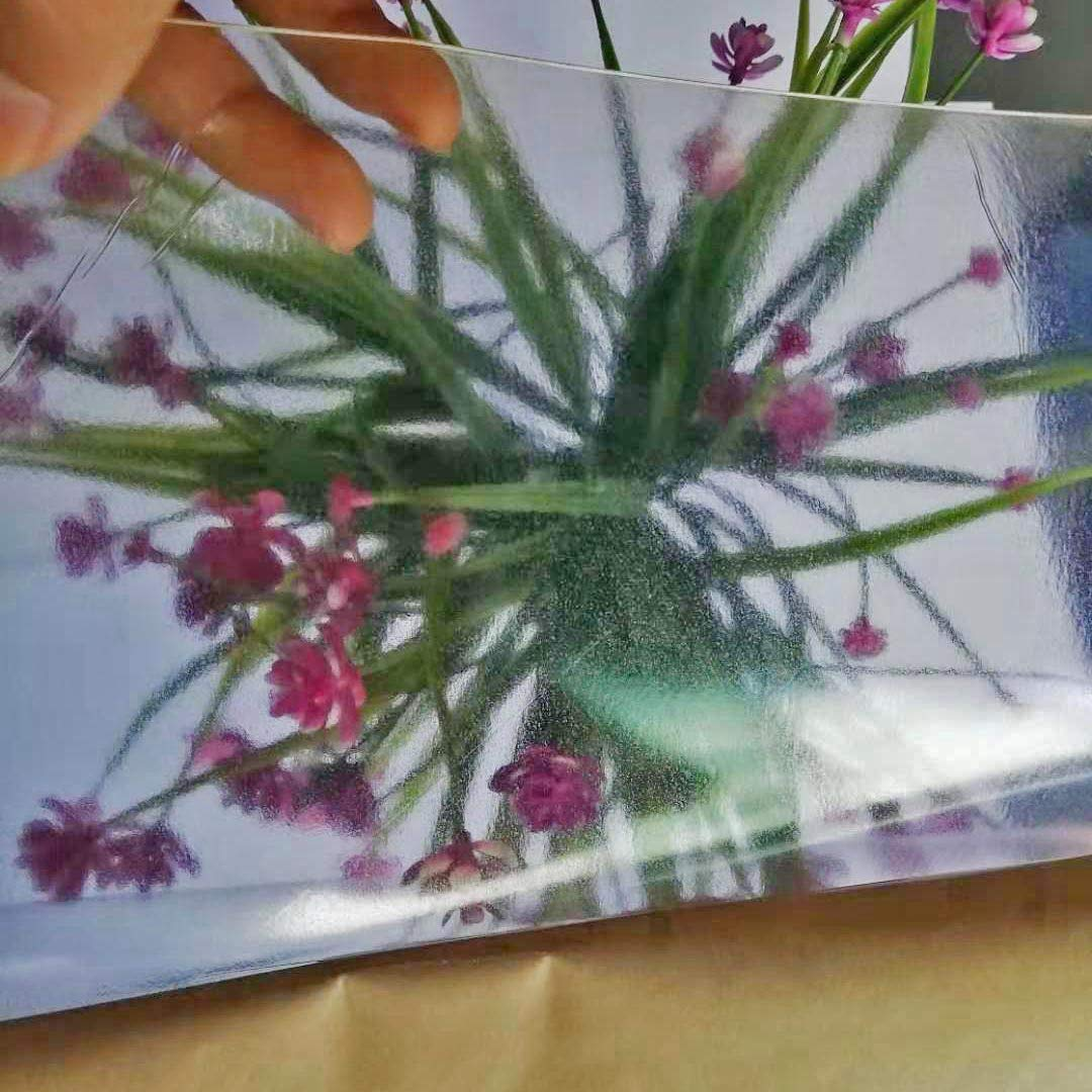 11.8 Width High Temperature Thin Transparent Silicone Rubber Sheet with Adhesive 0.04 Thickness 60 A Durometer 13 Length