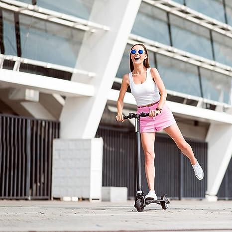 Evomotion Carbon L8 patinete electrico: Amazon.es: Deportes ...