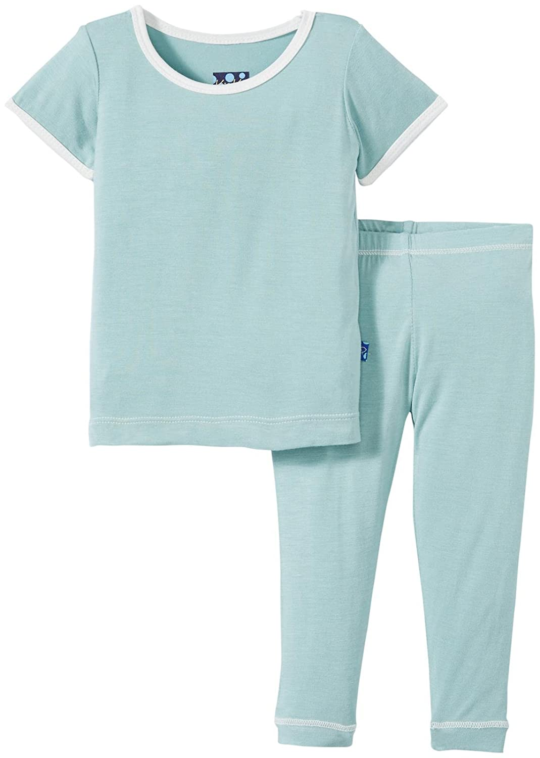大特価 KicKee 6 Pants SLEEPWEAR Jade/Natural ベビーガールズ 3 - 6 Months Jade SLEEPWEAR/Natural B01AXUBQB8, 『4年保証』:46af17f6 --- a0267596.xsph.ru