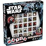 Top Trumps Juego de Mesa de Star Wars, Multicolor (Winning Moves 001533)