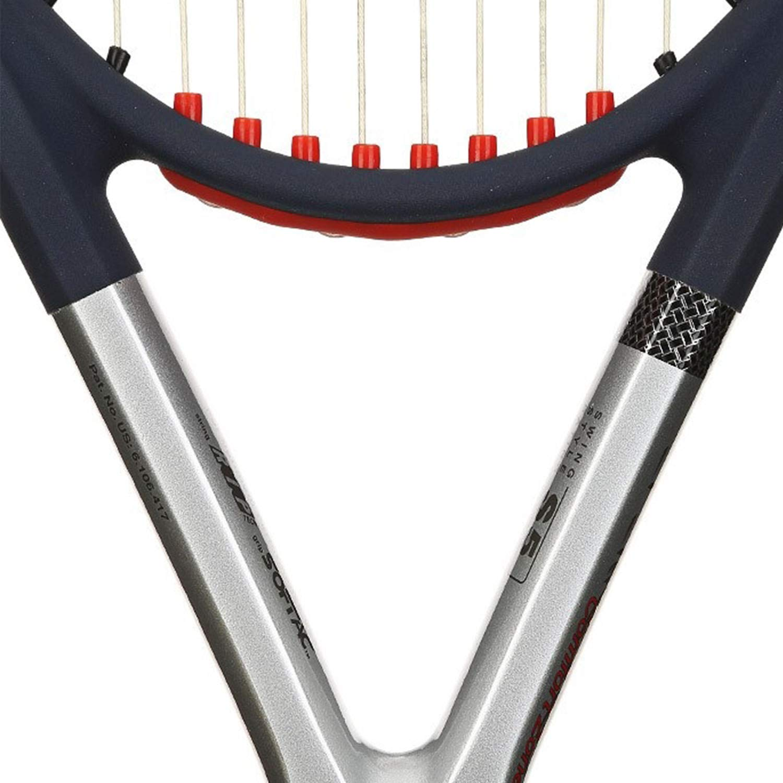 Amazon.com: Head Ti S5 Comfort Zone Tennis Racquet Grip Size ...