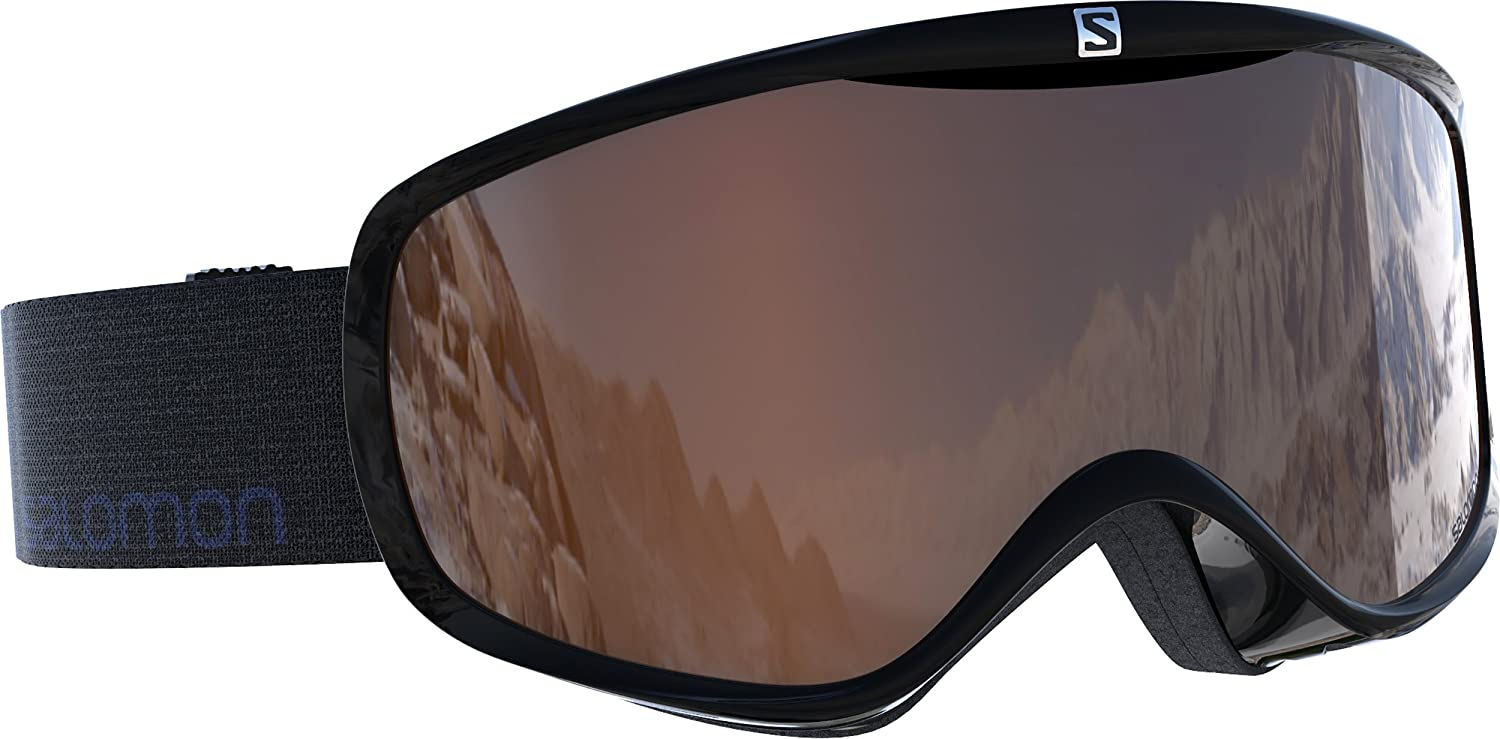 9a05531874 Salomon, Women's Ski Goggles, For eyeglasses wearers, Variable Weather,  Airflow System, SENSE ACCESS