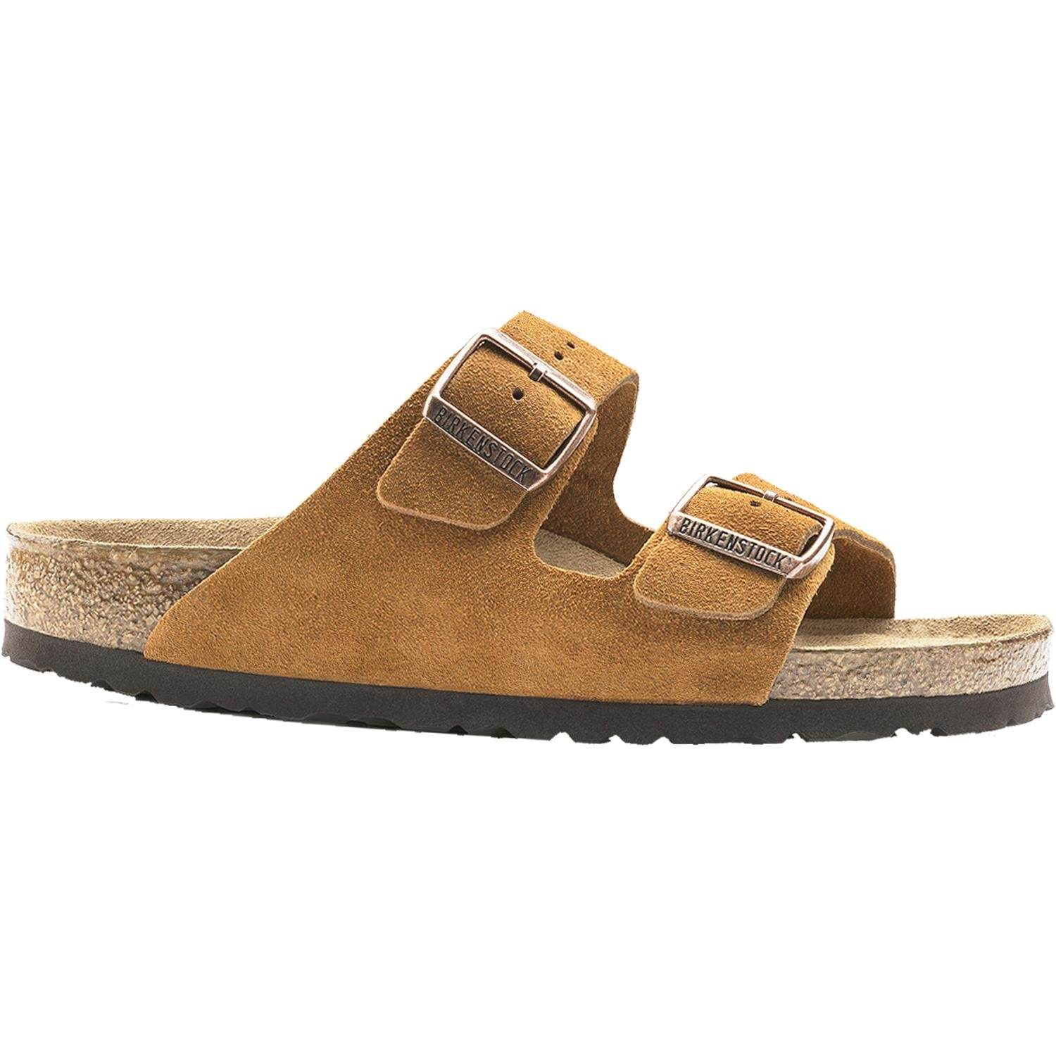 0209a2154f4c Galleon - Birkenstock Womens Arizona Soft Footbed Sandal