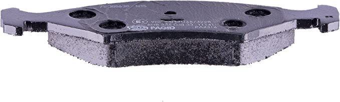 Freno a disco Assale posteriore HELLA PAGID 8DB 355 017-331 Kit pastiglie freno
