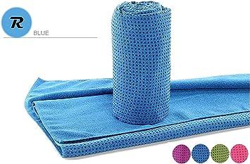TPE ECO Fitness 183cm x 61cm /Übungsmatte Yoga Gymnastikmatte rutschfest Pilates umweltfreundlich langlebig Yogamatte incl 2in1 Yogagurt // Tragegurt und Yogatasche hochwertig hypoallergen