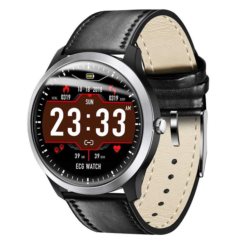 フィットネストラッカースマートスポーツブレスレット心拍数ECGステップカロリー男性と女性のスマートな時計アンドロイドとIOS B07MXT9DV9 - C 4色のオプション 4色のオプション B07MXT9DV9 C C, 【宝箱】株式会社パーパス:5fb7236f --- lembahbougenville.com
