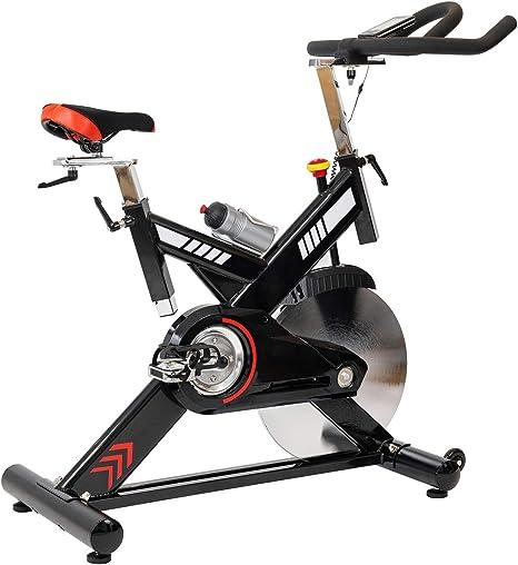 TechFit SBK400 Bicicleta de Spinning, 22 KG Volante de Inercia ...