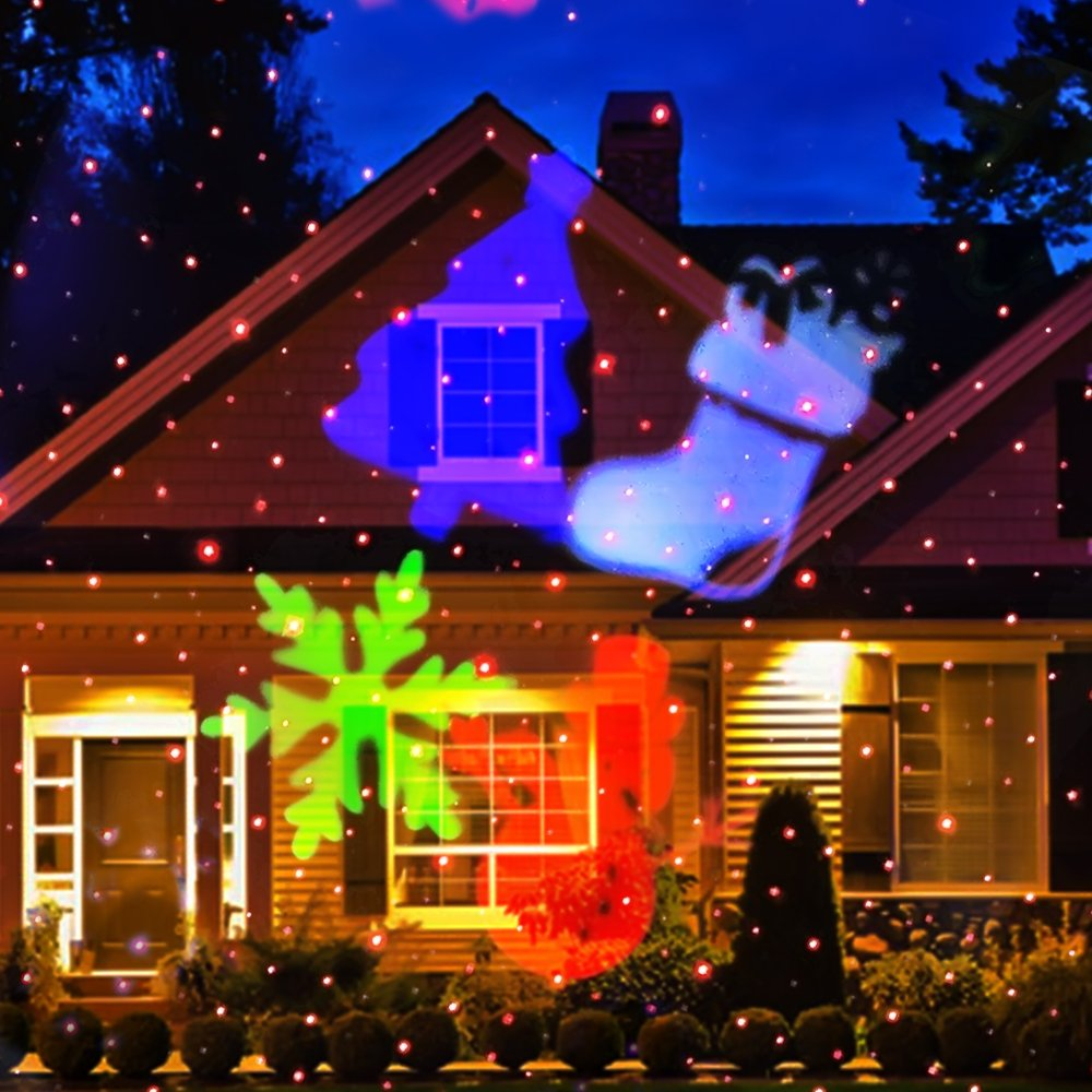 Amazon.com : Christmas Laser Light, [Newest Version] Ucharge ...