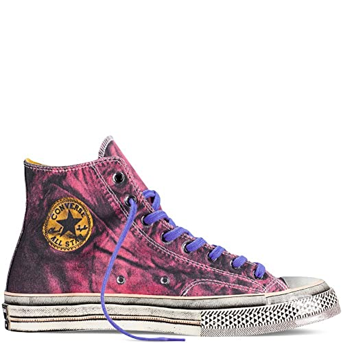 598e4236e08 Converse Unisex Chuck Taylor All Star 70 Andy Warhol Fuschia Purple 11 B(M)  US Women   9 D(M) US Men  Buy Online at Low Prices in India - Amazon.in