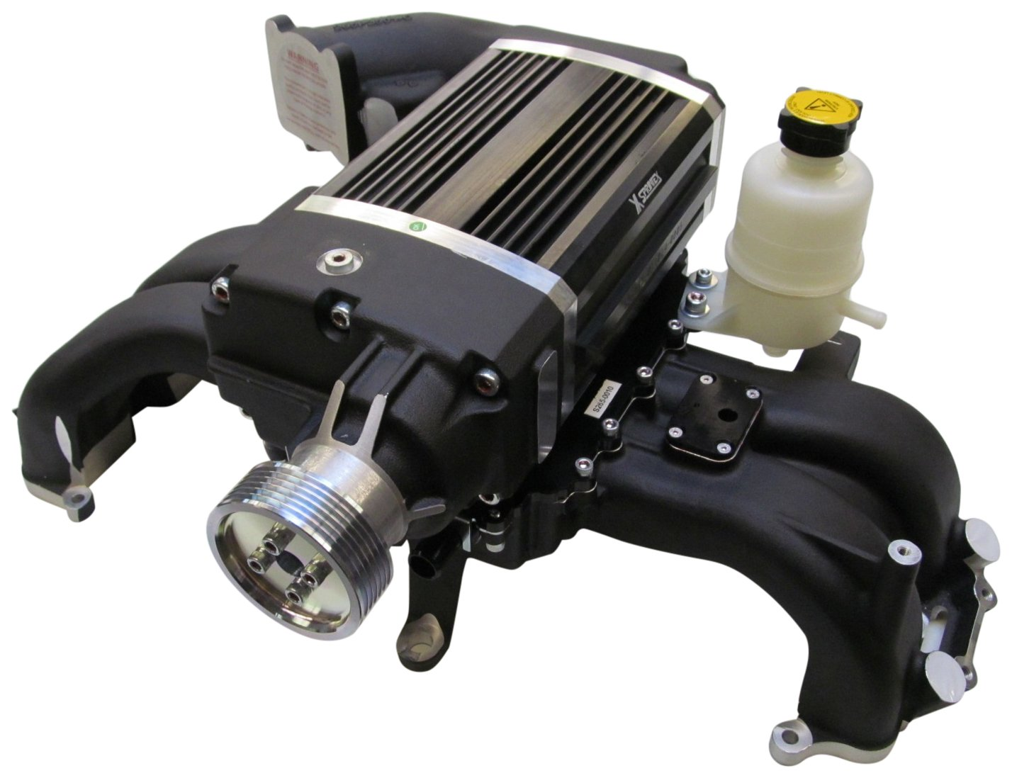 Sprintex 265A1001 Black Standard Supercharger system Toyota FT86 Intercooled 335 - hardware only