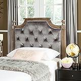 Amazon.com - Zentique Louis Tufted Headboard, Queen ...