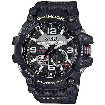 Relógio Casio G-Shock Mudmaster Analógico Digital Tough Solar Masculino  GG-1000- a21bb5e447